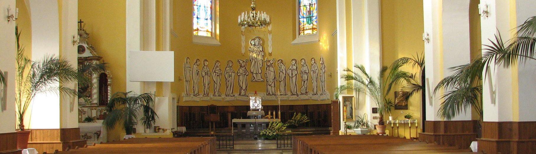 Parafia Św. Józefa w Łodzi-Rudzie